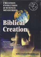 Creation Evolution & Science Ministries - Biblical Creation - Microscopic Man Astronomical God