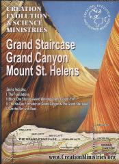 Creation Evolution & Science Ministries - Geology - The Six-Day Formation of Grand Canyon & The Grand Staircase