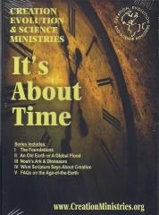 Creation Evolution & Science Ministries - It's About Time - What Scripture Says About Creation