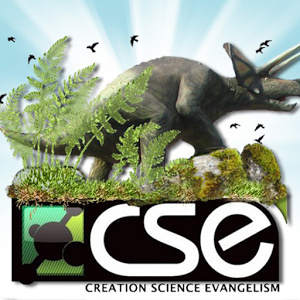 CSE Creation Science Evangelism Logo