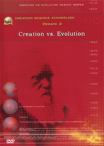 Creation Science Evangelism - Kent Hovind - Debate 02 - Creation vs. Evolution