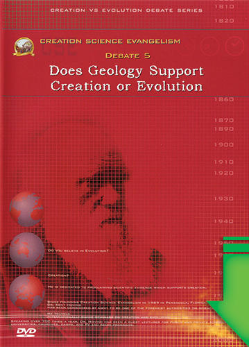 Creation Science Evangelism - Kent Hovind - Debate 05 - Does Geology Support Creation or Evolution