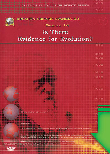 Creation Science Evangelism - Kent Hovind - Debate 14 - Is There Evidence for Evolution