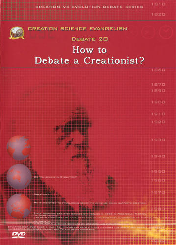 Creation Science Evangelism - Kent Hovind - Debate 20 - How to Debate a Creationist