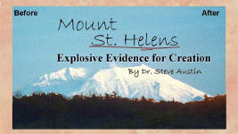 Origins - 1004 Mt St Helens - Explosive Evidence for Creation