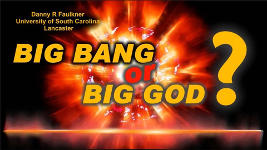 Origins - 1104 Big Bang or Big God