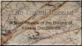 Origins - 1107 The Fossil Record
