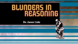 Origins - 1204 Blunders in Reasoning