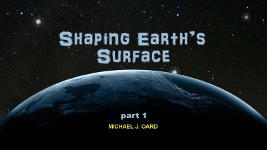 Origins - 1304 Shaping Earths Surface - Part 1