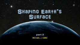 Origins - 1305 Shaping Earths Surface - Part 2