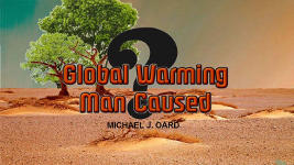 Origins - 1309 Global Warming Man Caused