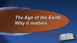 Origins - 1401 Age of the Earth Why It Matters