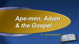 Origins - 1404 Ape-Men Adam and the Gospel