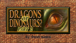 Origins - 1406 Dragons or Dinosaurs - Part 2