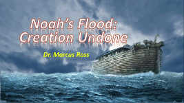 Origins - 1509 Noah's Flood - Creation Undone