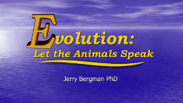 Origins - 1607 Evolution Let the Animals Speak