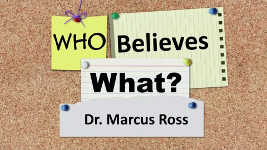 Origins - 1613 Who Believes What