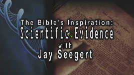 Origins - 1709 The Bible's Inspiration - Scientific Evidence