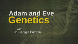 Origins - 1804 Adam and Eve Genetics