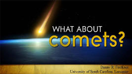 Origins - 901 What About Comets