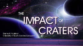 Origins - 903 The Impact of Craters