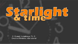 Origins - 911 Starlight and Time